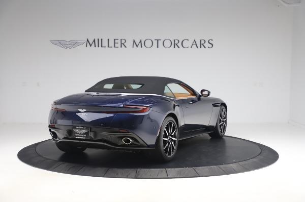 New 2020 Aston Martin DB11 Volante Volante for sale $248,326 at Alfa Romeo of Greenwich in Greenwich CT 06830 15