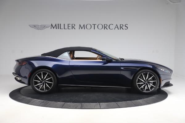 New 2020 Aston Martin DB11 Volante Volante for sale $248,326 at Alfa Romeo of Greenwich in Greenwich CT 06830 16