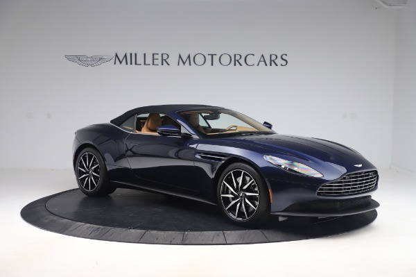 New 2020 Aston Martin DB11 Volante Volante for sale $248,326 at Alfa Romeo of Greenwich in Greenwich CT 06830 17