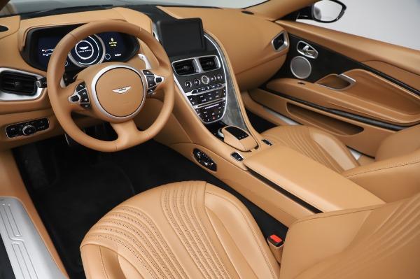 New 2020 Aston Martin DB11 Volante Volante for sale $248,326 at Alfa Romeo of Greenwich in Greenwich CT 06830 18