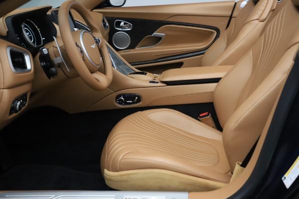 New 2020 Aston Martin DB11 Volante for sale $248,326 at Alfa Romeo of Greenwich in Greenwich CT 06830 19