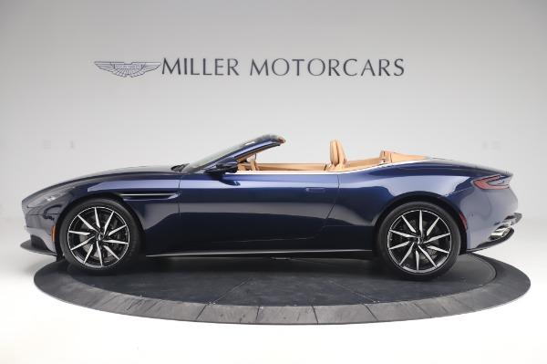 New 2020 Aston Martin DB11 Volante Volante for sale $248,326 at Alfa Romeo of Greenwich in Greenwich CT 06830 2