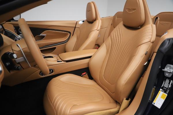 New 2020 Aston Martin DB11 Volante Volante for sale $248,326 at Alfa Romeo of Greenwich in Greenwich CT 06830 20