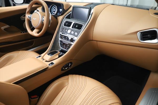 New 2020 Aston Martin DB11 Volante Volante for sale $248,326 at Alfa Romeo of Greenwich in Greenwich CT 06830 22