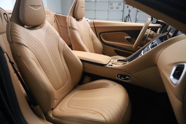 New 2020 Aston Martin DB11 Volante Volante for sale $248,326 at Alfa Romeo of Greenwich in Greenwich CT 06830 23