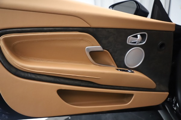 New 2020 Aston Martin DB11 Volante for sale $248,326 at Alfa Romeo of Greenwich in Greenwich CT 06830 24
