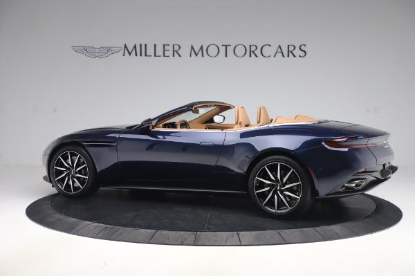 New 2020 Aston Martin DB11 Volante Volante for sale $248,326 at Alfa Romeo of Greenwich in Greenwich CT 06830 3