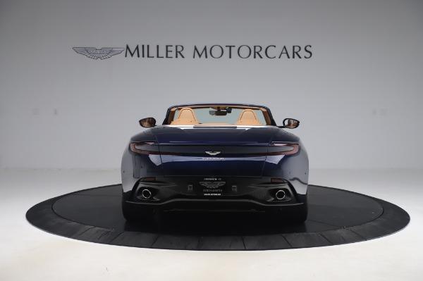 New 2020 Aston Martin DB11 Volante for sale $248,326 at Alfa Romeo of Greenwich in Greenwich CT 06830 5