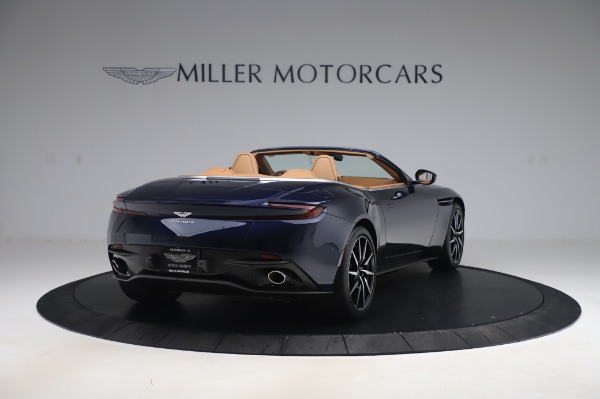 New 2020 Aston Martin DB11 Volante Volante for sale $248,326 at Alfa Romeo of Greenwich in Greenwich CT 06830 6
