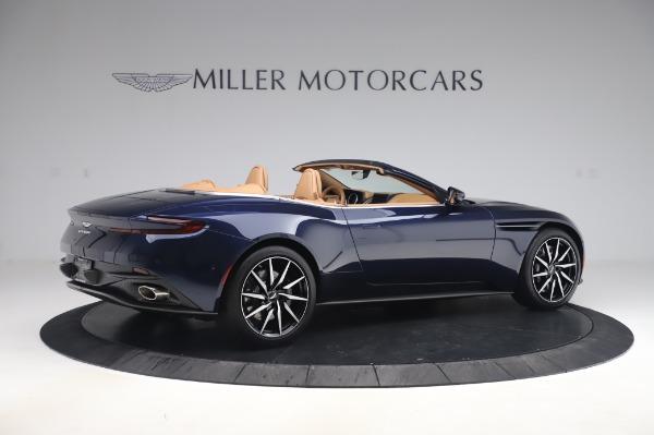 New 2020 Aston Martin DB11 Volante for sale $248,326 at Alfa Romeo of Greenwich in Greenwich CT 06830 7