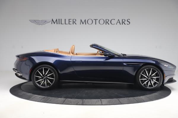 New 2020 Aston Martin DB11 Volante for sale $248,326 at Alfa Romeo of Greenwich in Greenwich CT 06830 8