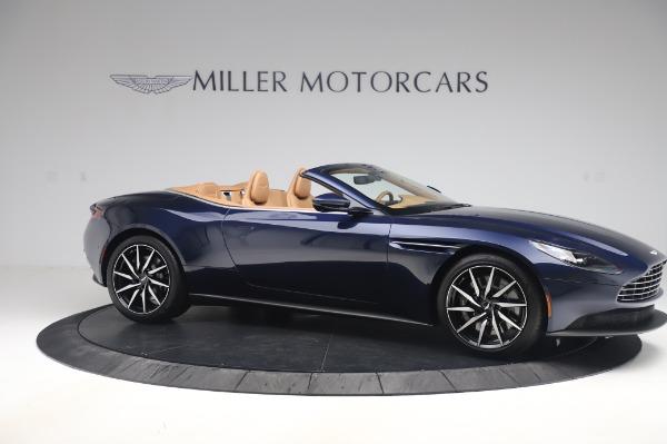 New 2020 Aston Martin DB11 Volante for sale $248,326 at Alfa Romeo of Greenwich in Greenwich CT 06830 9