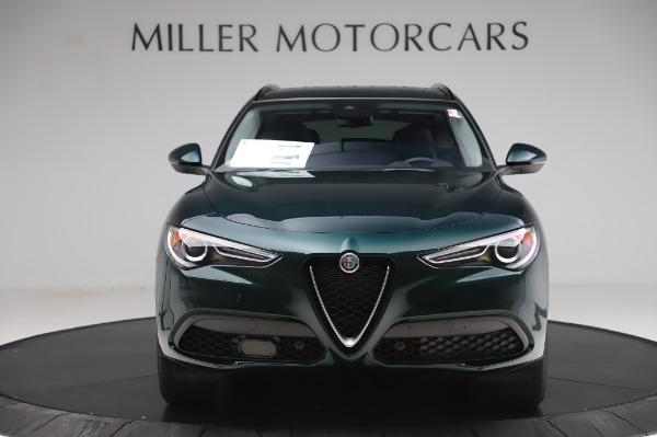 New 2020 Alfa Romeo Stelvio Sport Q4 for sale Sold at Alfa Romeo of Greenwich in Greenwich CT 06830 12