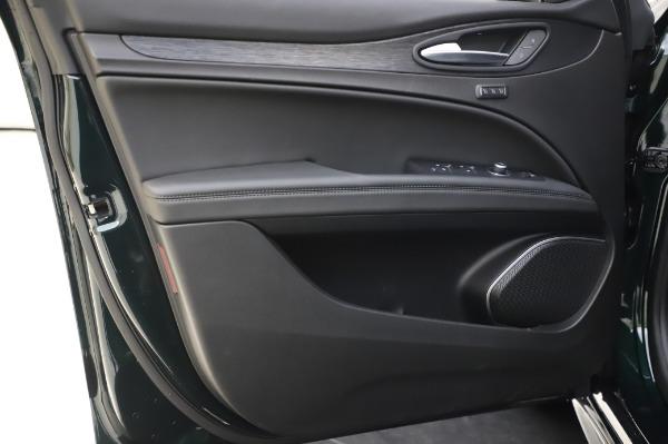 New 2020 Alfa Romeo Stelvio Sport Q4 for sale Sold at Alfa Romeo of Greenwich in Greenwich CT 06830 18