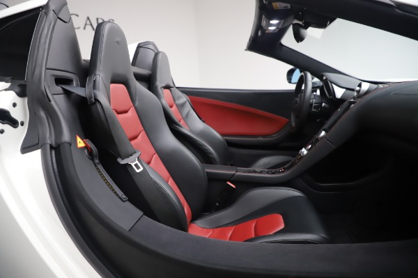 Used 2016 McLaren 650S Spider for sale Sold at Alfa Romeo of Greenwich in Greenwich CT 06830 22