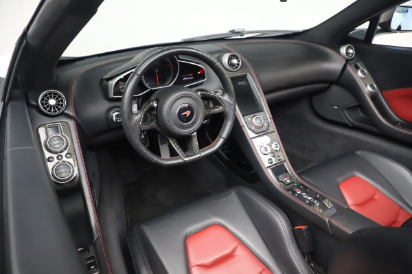 Used 2016 McLaren 650S Spider for sale Sold at Alfa Romeo of Greenwich in Greenwich CT 06830 26