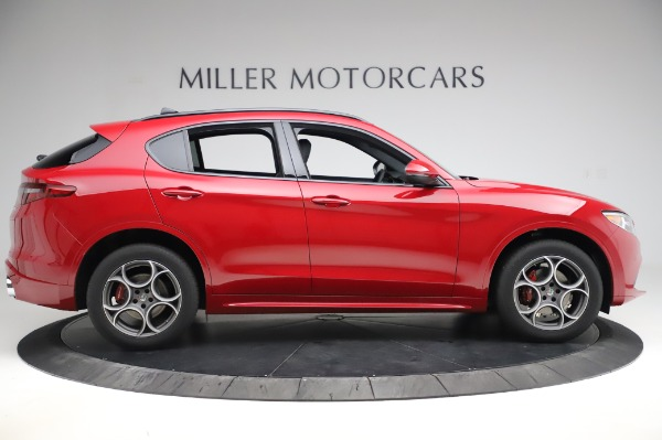 New 2020 Alfa Romeo Stelvio Sport Q4 for sale $45,645 at Alfa Romeo of Greenwich in Greenwich CT 06830 9