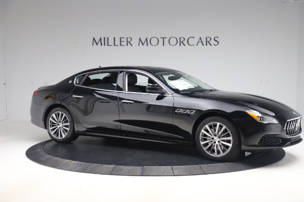 New 2020 Maserati Quattroporte S Q4 for sale $110,999 at Alfa Romeo of Greenwich in Greenwich CT 06830 10