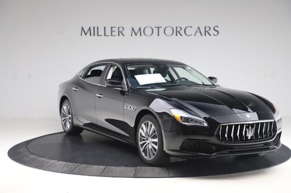 New 2020 Maserati Quattroporte S Q4 for sale $110,999 at Alfa Romeo of Greenwich in Greenwich CT 06830 11