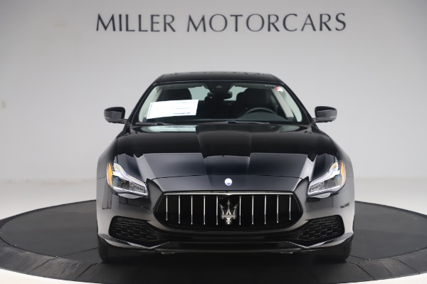 New 2020 Maserati Quattroporte S Q4 for sale $110,999 at Alfa Romeo of Greenwich in Greenwich CT 06830 12