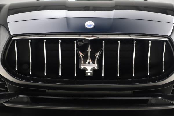 New 2020 Maserati Quattroporte S Q4 for sale $110,999 at Alfa Romeo of Greenwich in Greenwich CT 06830 13