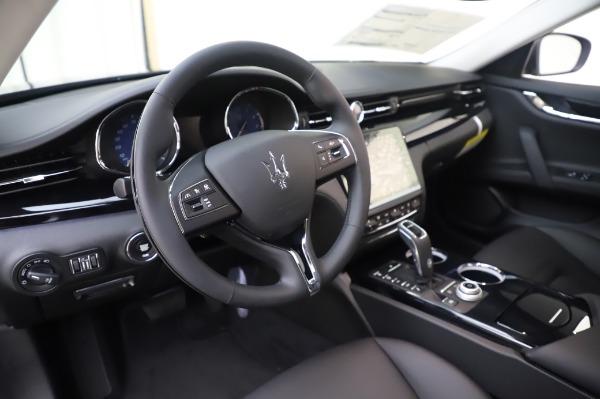 New 2020 Maserati Quattroporte S Q4 for sale $110,999 at Alfa Romeo of Greenwich in Greenwich CT 06830 17