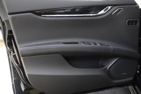 New 2020 Maserati Quattroporte S Q4 for sale $110,999 at Alfa Romeo of Greenwich in Greenwich CT 06830 18