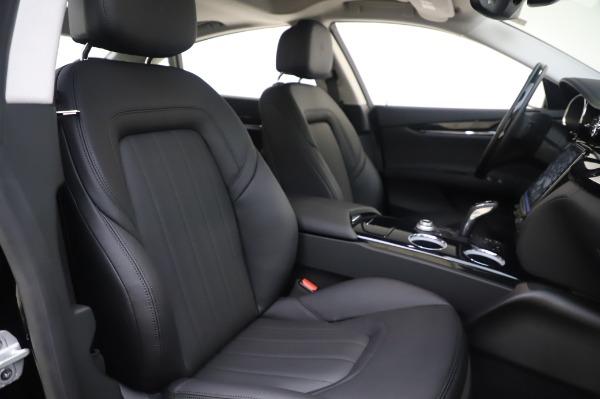 New 2020 Maserati Quattroporte S Q4 for sale $110,999 at Alfa Romeo of Greenwich in Greenwich CT 06830 23