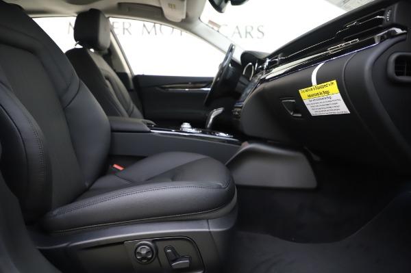New 2020 Maserati Quattroporte S Q4 for sale $110,999 at Alfa Romeo of Greenwich in Greenwich CT 06830 24
