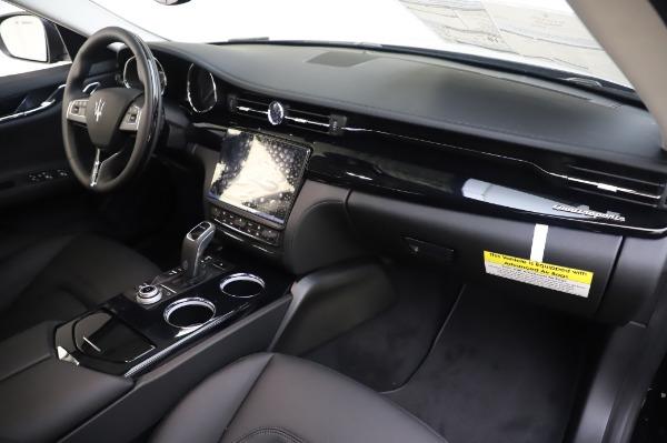 New 2020 Maserati Quattroporte S Q4 for sale $110,999 at Alfa Romeo of Greenwich in Greenwich CT 06830 25