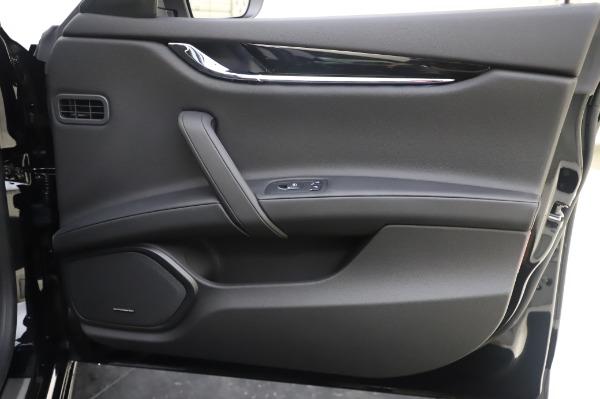 New 2020 Maserati Quattroporte S Q4 for sale $110,999 at Alfa Romeo of Greenwich in Greenwich CT 06830 26