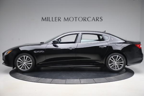 New 2020 Maserati Quattroporte S Q4 for sale $110,999 at Alfa Romeo of Greenwich in Greenwich CT 06830 3