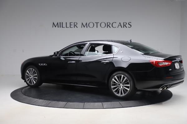 New 2020 Maserati Quattroporte S Q4 for sale $110,999 at Alfa Romeo of Greenwich in Greenwich CT 06830 4