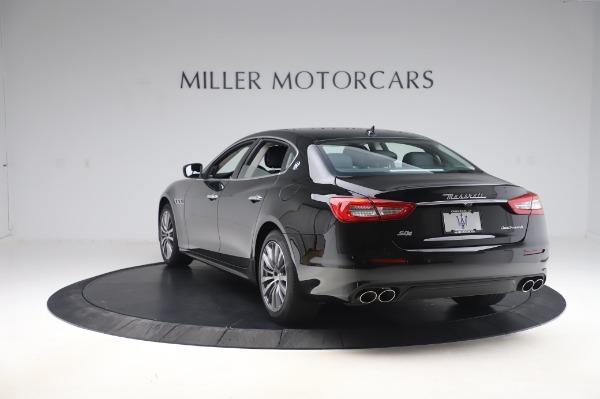 New 2020 Maserati Quattroporte S Q4 for sale $110,999 at Alfa Romeo of Greenwich in Greenwich CT 06830 5