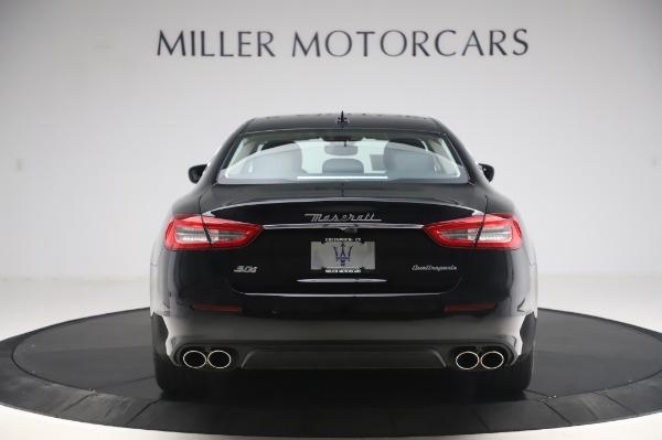 New 2020 Maserati Quattroporte S Q4 for sale $110,999 at Alfa Romeo of Greenwich in Greenwich CT 06830 6