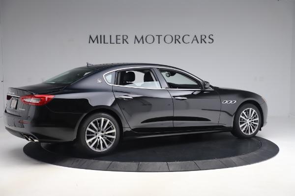 New 2020 Maserati Quattroporte S Q4 for sale $110,999 at Alfa Romeo of Greenwich in Greenwich CT 06830 8