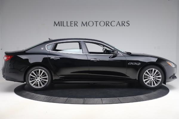 New 2020 Maserati Quattroporte S Q4 for sale $110,999 at Alfa Romeo of Greenwich in Greenwich CT 06830 9