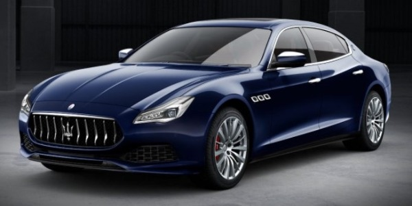 New 2020 Maserati Quattroporte S Q4 for sale $110,299 at Alfa Romeo of Greenwich in Greenwich CT 06830 1