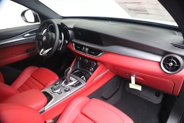New 2020 Alfa Romeo Stelvio Ti Sport Q4 for sale Sold at Alfa Romeo of Greenwich in Greenwich CT 06830 24