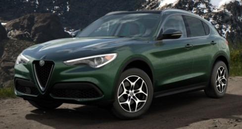 New 2020 Alfa Romeo Stelvio Q4 for sale $49,045 at Alfa Romeo of Greenwich in Greenwich CT 06830 1