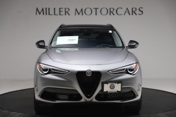 New 2020 Alfa Romeo Stelvio for sale $50,145 at Alfa Romeo of Greenwich in Greenwich CT 06830 12