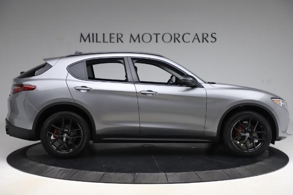 New 2020 Alfa Romeo Stelvio for sale $50,145 at Alfa Romeo of Greenwich in Greenwich CT 06830 9