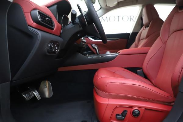 New 2020 Maserati Levante S Q4 GranSport for sale Sold at Alfa Romeo of Greenwich in Greenwich CT 06830 14