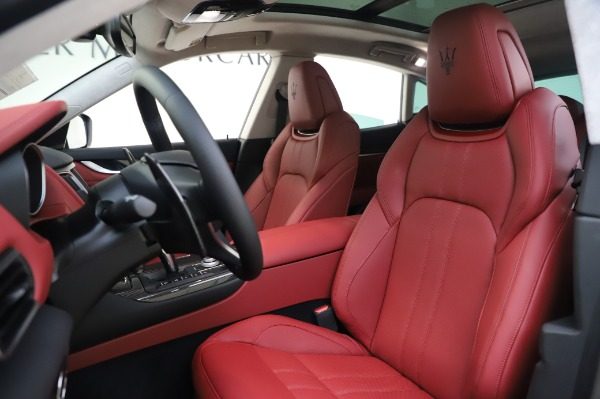 New 2020 Maserati Levante S Q4 GranSport for sale Sold at Alfa Romeo of Greenwich in Greenwich CT 06830 15