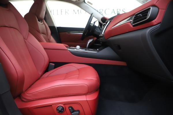 New 2020 Maserati Levante S Q4 GranSport for sale Sold at Alfa Romeo of Greenwich in Greenwich CT 06830 23