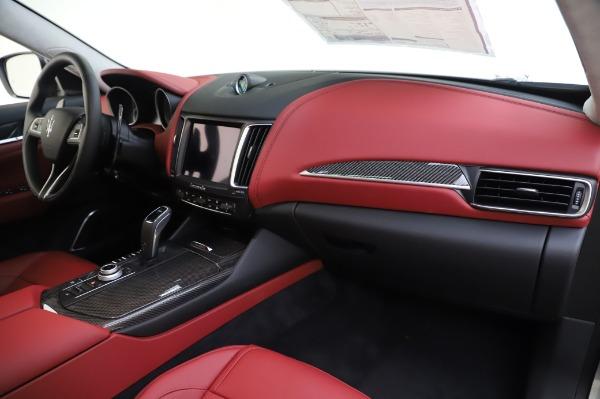 New 2020 Maserati Levante S Q4 GranSport for sale Sold at Alfa Romeo of Greenwich in Greenwich CT 06830 24