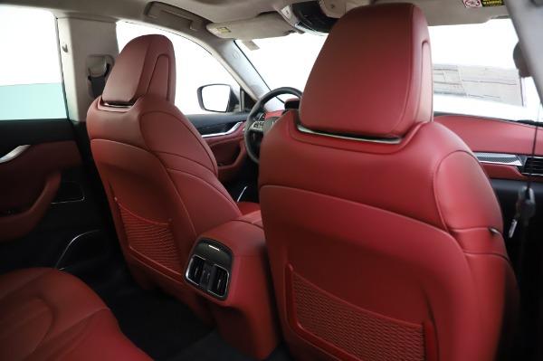 New 2020 Maserati Levante S Q4 GranSport for sale Sold at Alfa Romeo of Greenwich in Greenwich CT 06830 28