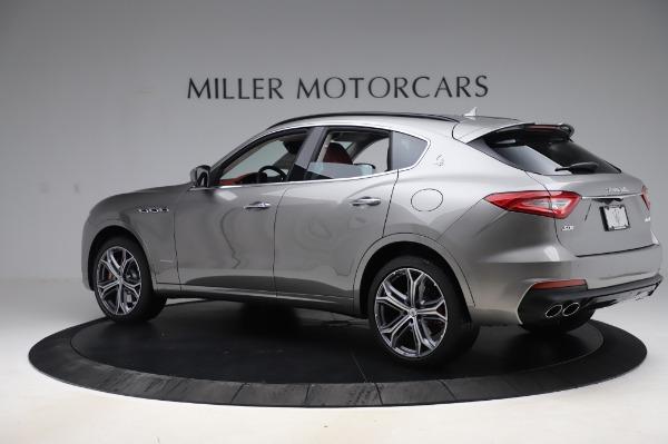 New 2020 Maserati Levante S Q4 GranSport for sale Sold at Alfa Romeo of Greenwich in Greenwich CT 06830 4