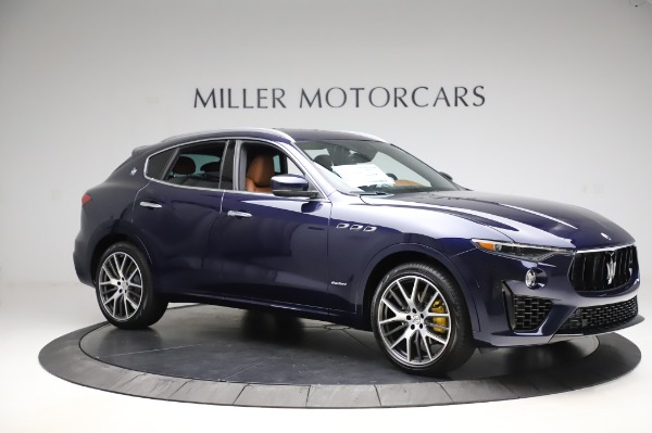 New 2020 Maserati Levante Q4 GranSport for sale $86,685 at Alfa Romeo of Greenwich in Greenwich CT 06830 10
