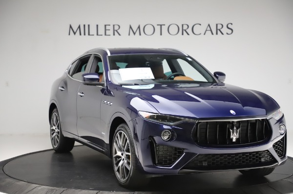 New 2020 Maserati Levante Q4 GranSport for sale $86,685 at Alfa Romeo of Greenwich in Greenwich CT 06830 11